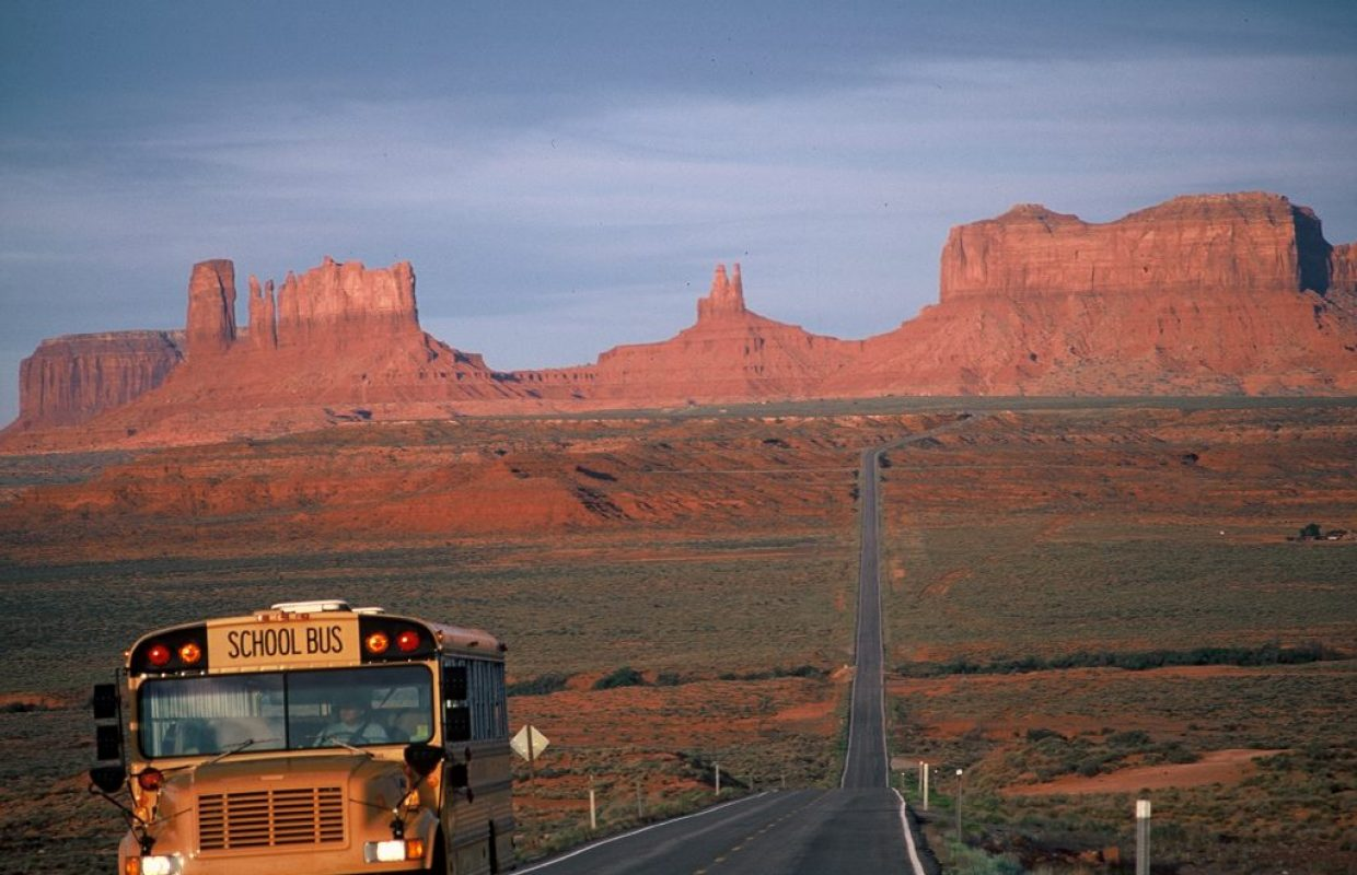 school bus arizona