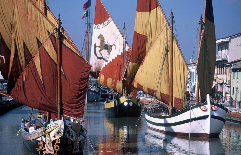 bateaux cesenatico