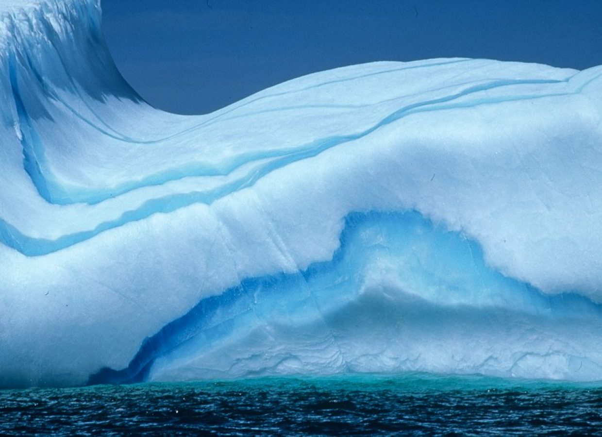 couleurs glace iceberg