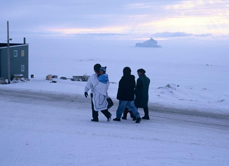 famille iceberg nunavut