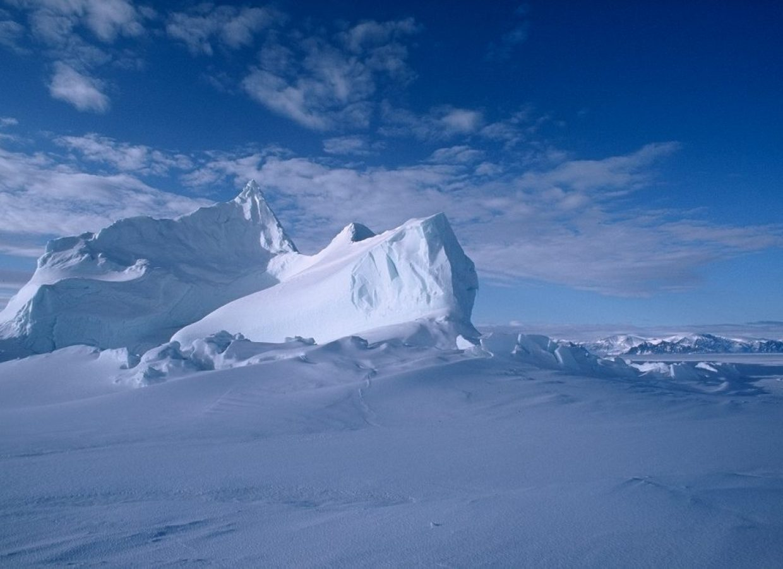 iceberg neige canada nunavut