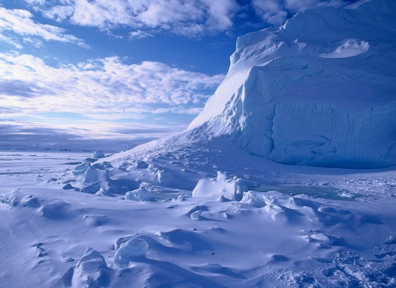 neige iceberg nunavut canada