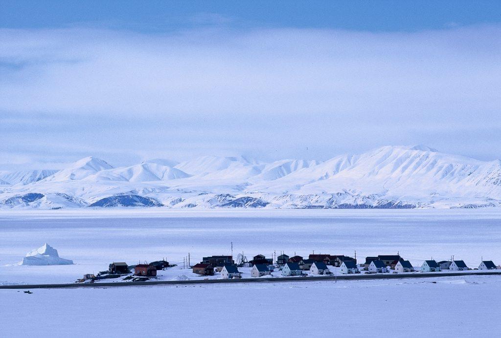 Village au Nunavut