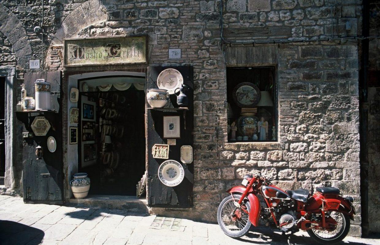 boutique moto italie