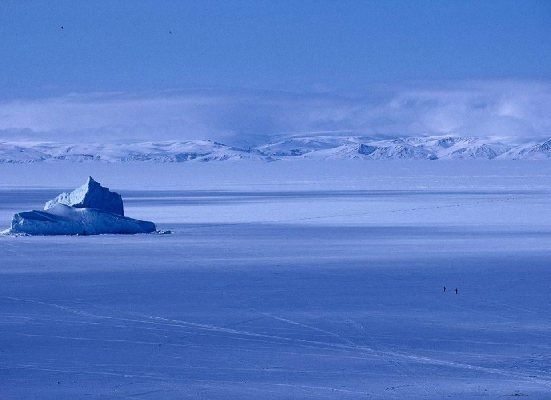 nunavut iceberg neige
