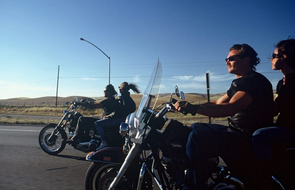 motards californie