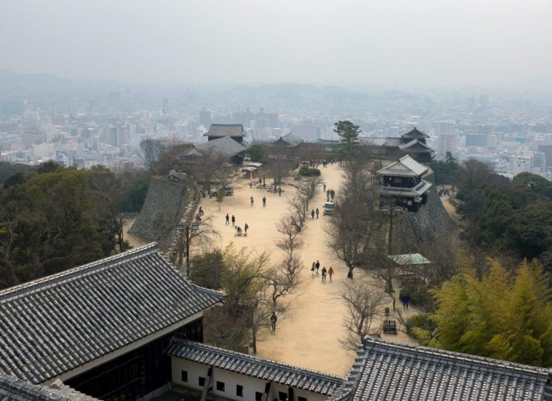 temple ville japon