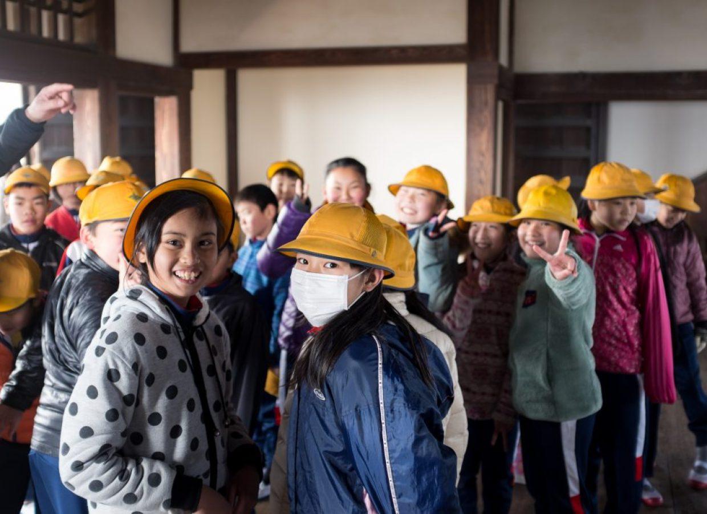 enfants japon