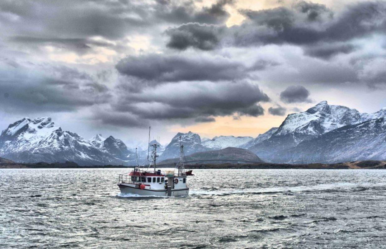 bateau norvege