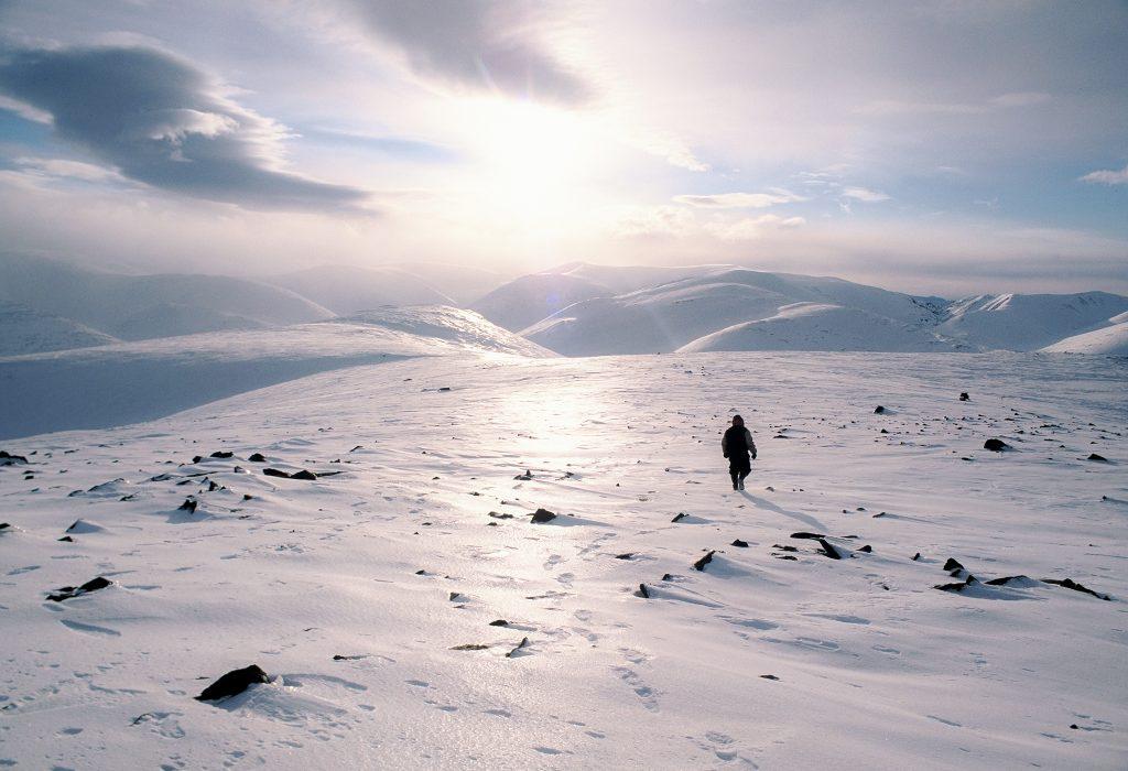 L'Inuit et la Nature