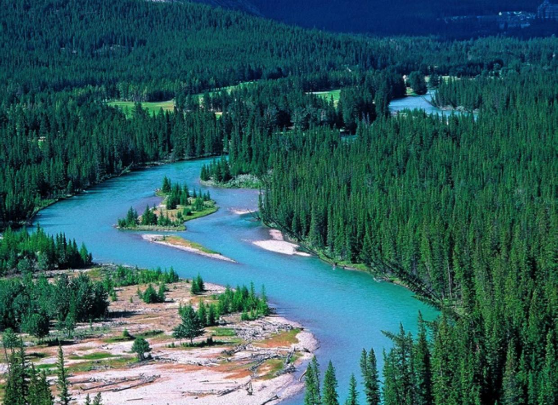 Anses de l'Athabasca