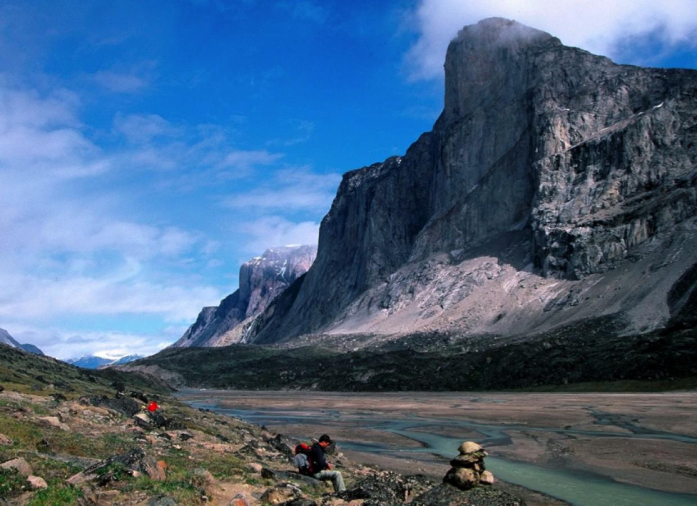 Isle de Baffin (Arctique Canadien)